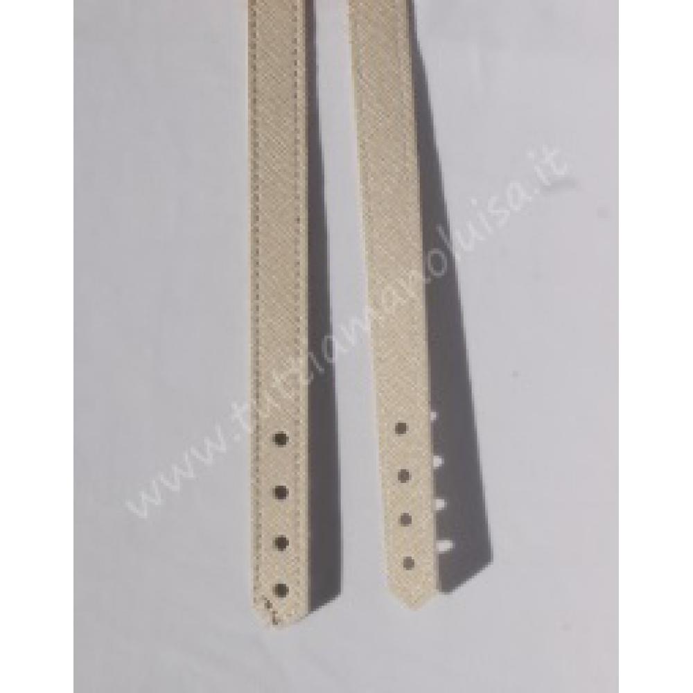 Manici Essential 70 cm Saffiano Sabbia  d320caf75a9